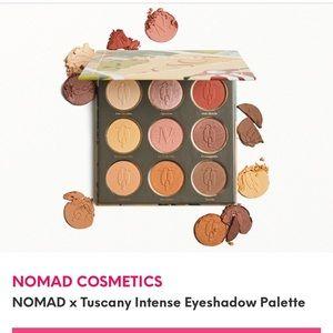 NOMAD Intense eyeshadow palette NEW from IPSY
